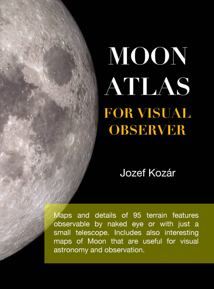 Moon Atlas for Visual Observer