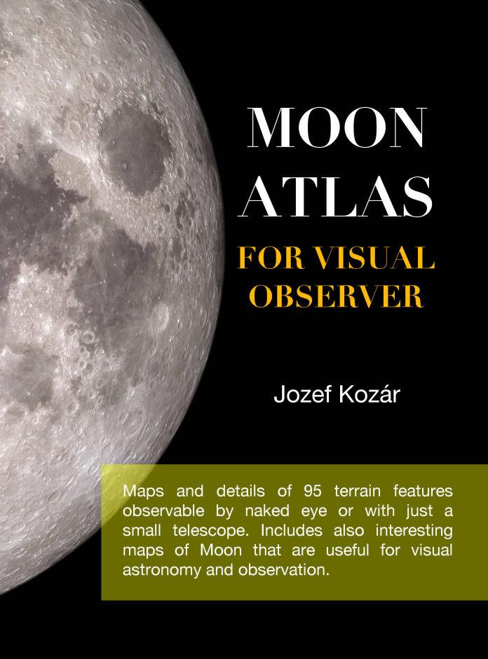Moon Atlas for Visual Observer