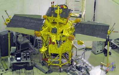 Plánovaná misia k mesiacu Marsu – Fobos